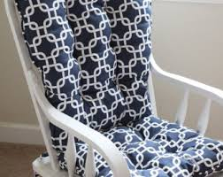 Rocking Chair Cushion Sets For Nursery Wingback Rocker 4 Post Rocker Glider Cushions Rocker