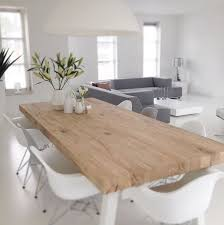 Modern Dining Table And Chairs Table Modern Dining San Francisco With Regard To Home Plan Best 25