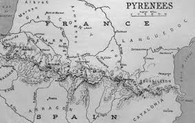 Map Book File Map A Book Of The Pyrenees Jpg Wikimedia Commons