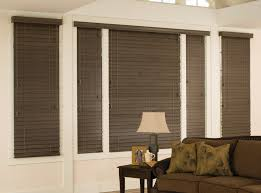 windows brown blinds for windows decorating best wood blinds ideas