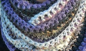 double crochet infinity scarf free pattern squareone for
