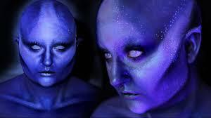 alien halloween costume alien halloween costume makeup tutorial ad rawbeautykristi