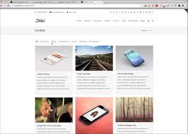 avada theme portfolio order adding portfolio items portfolio page total wordpress theme