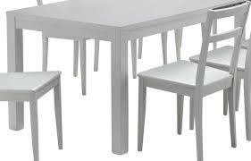 tavoli moderni legno vendita tavoli moderni in legno di faggio laccato bianco