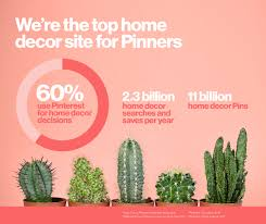 home decor infographic become a fixture with home decor shoppers pinterest for business