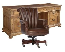 hekman desk leather top hekman executive set office express he 79300 set