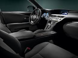 lexus suv inside lexus rx 350 interior free car wallpapers hd
