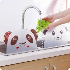 Online Get Cheap Kitchen Sink Splash Guard Aliexpresscom - Kitchen sink splash guard