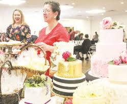 Rebel Flag Wedding Cakes Marshall Bridal Expo Puts The Little Details Into Focus Herald