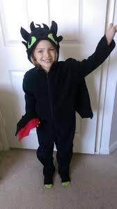 Toothless Dragon Halloween Costume Toothless Costume Black Dragon Children Costume Kids