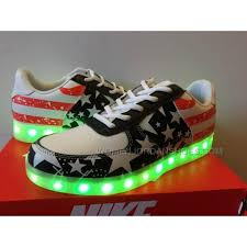 New Light Up Jordans Men Nike Air Force 1 Colorful Lights 202 Price 73 00 Women