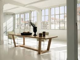 modern wood dining table 11 with modern wood dining table