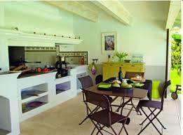 meuble cuisine d été cuisine d été aménagée dans dépendance jardin