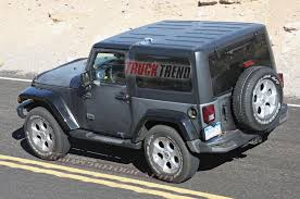 flat gray jeep 2018 wrangler spied hints at upcoming jeep pickup