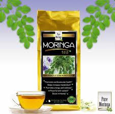 amazon com moringa tea pure moringa oleifera 50 tea bags
