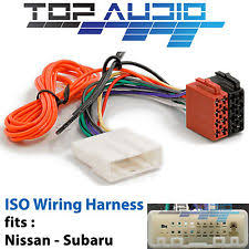 car audio u0026 video wire harnesses for x trail ebay