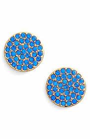 blue stud earrings women s blue stud earrings nordstrom