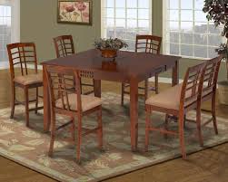 American Furniture Dining Tables Counter Height Dining Set