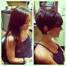 how to cut hair so it stacks too chicken to cut hair this short this pic shows that longer is