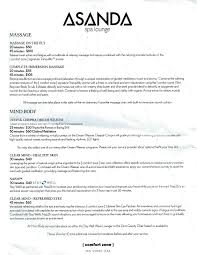 Forest And Waves State Of by Asanda Spa Treatment Menu Delta Seatac Skyclub Terminal A Seattle