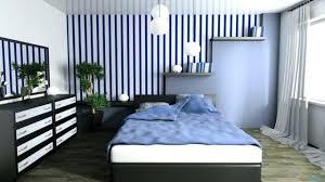 chambre tapisserie deco stilvoll chambre papier peint decoration gris et blanc brique frisch