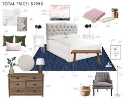 Living Room Design Budget Budget Room Design Modern Traditional Bedroom Emily Henderson