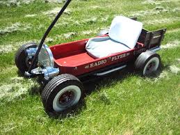 Radio Flyer Turtle Riding Toy Red Wagon Rod Radio Flyer Built This One For My Grandson Out