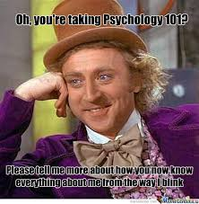 Psychology Meme - psychology psychology meme