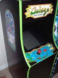 Galaga Arcade Cabinet Arcade Games