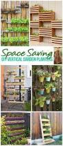 Diy Herb Garden Box by 405 Best Garden Vertical Gardens Images On Pinterest