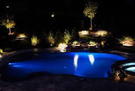 Cost Of Landscape Lighting How To Install Landscape Lighting Colour Story Design