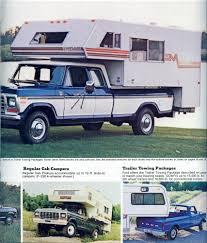 Vintage Ford Econoline Truck - 1970 1979 vintage ford truck ads blue oval trucks