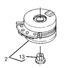 deere electromagnetic pto clutch assembly am121972