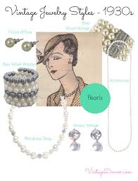 vintage necklace styles images 1930s jewelry styles and trends you can wear again 1930s fashion jpg