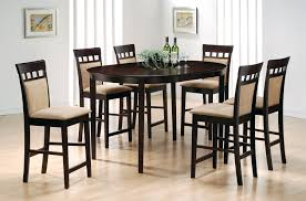 Dining Room Sets Dallas Tx Coaster Fine Furniture 100219 Mix U0026 Match Upholstered Panel Back