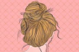 hair buns for hair the bun in 3 steps makeup
