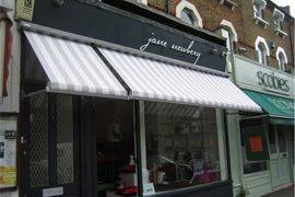 Shop Awnings Commercial U0026 Domestic Blinds Mitcham Surrey Aquarius Blinds