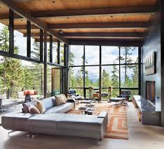 Best Mountain Retreats Images On Pinterest Mountain Homes - Mountain home interior design
