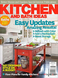 Kitchen And Bath Ideas Magazine Awesome 20 Kitchen And Bath Magazine Design Ideas Of Kitchen And