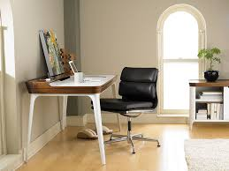 Home Office Interior Design Architecture And Furniture Decor On - Interior design home office