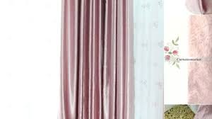 Baby Pink Curtains Pale Pink Blackout Curtains Interior The Light Pink Blackout