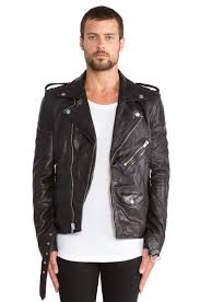 mens leather moto jacket revolveclothing men u0027s fashion pinterest