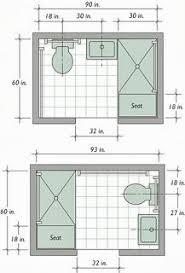 bathroom design plans afbeeldingsresultaat voor bathroom plan dimensions contemporary