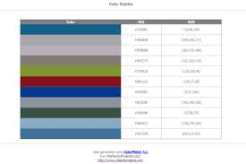 colormeter camera color picker android apps on google play
