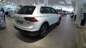 volkswagen tiguan white vw tiguan 2 0 tdi highline new model 2017 white colour