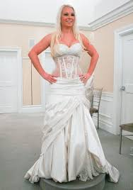 wedding dress ragnarok i went to the bridal salon from say yes to the dress and it was
