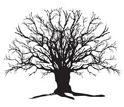 halloween tree silhouette patterns patterns kid