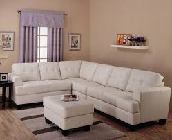 Dallas Sectional Sofa Bonded Leather Sectional Sofa By Coaster Furniture 501711 Ac