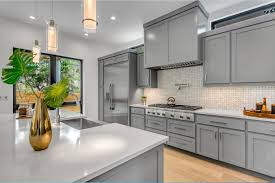 grey green kitchen cabinets china two pack matt grey color lacquer kitchen cabinets