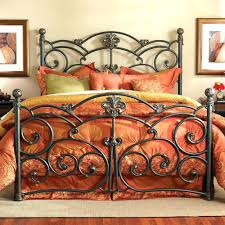 Wood And Wrought Iron Headboards Wrought Iron Headboards Wrought Iron Beds Full Wrought Iron Bed